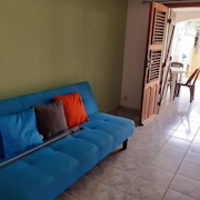 Apartment With one Bedroom in Saint-françois, With Furnished Terrace and Wifi - 6 km From the Beach