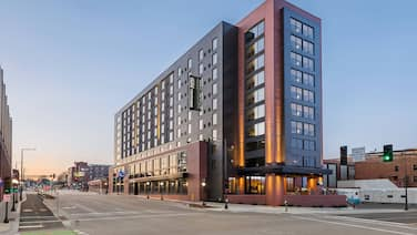 SpringHill Suites by Marriott St. Paul Downtown