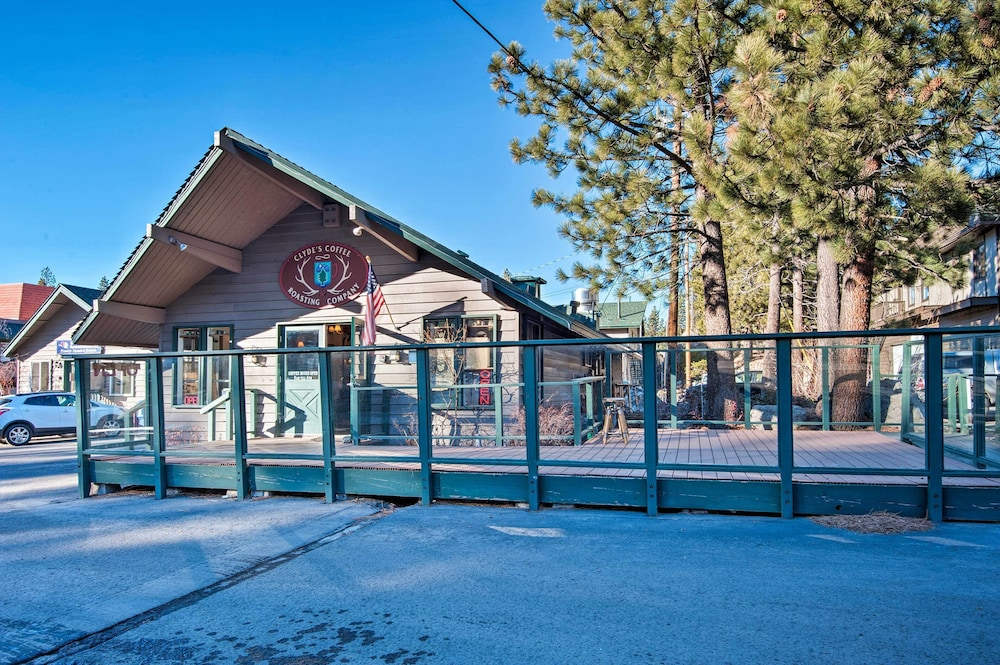 Exterior, New! Cozy Studio <2mi to Heavenly Mountain Resort!