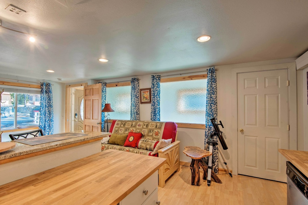 Living Room, New! Cozy Studio <2mi to Heavenly Mountain Resort!