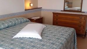 3 Schlafzimmer, Bettwäsche, Rollstuhlgeeignet