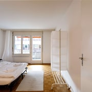 Best Cheap Expat Long Stay Apartment in the Heart of Zurich / 5min From Stadel