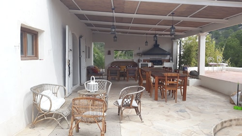 Ibiza Charming Villa 200 Meters From the Beach