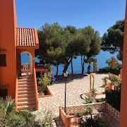 2 Bedroom Holiday Home With Top Sea View in Calpe