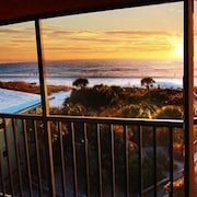 Direct Ocean Front Condo.  Siesta Key.  Spectacular views and sunsets.