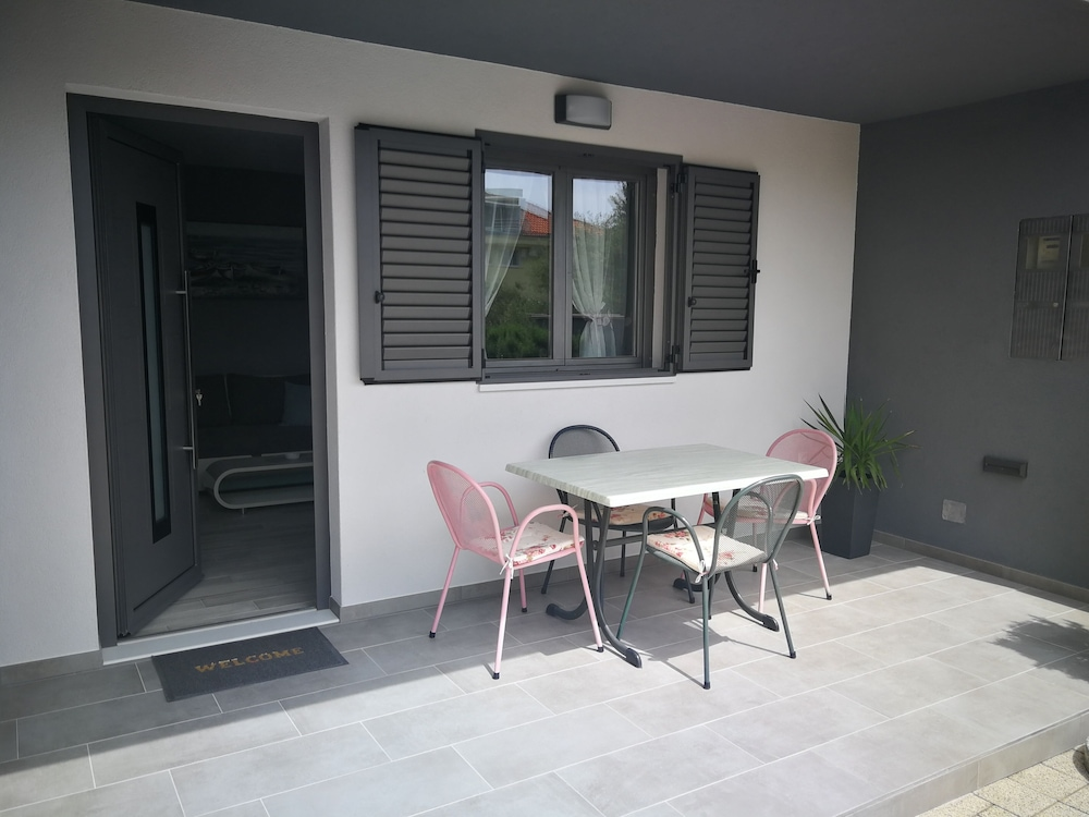 Terrace/Patio, Apartments Avdic