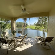 Beautiful Spring Run at the Brooks Condo With Golf in Bonita Springs/naples Area