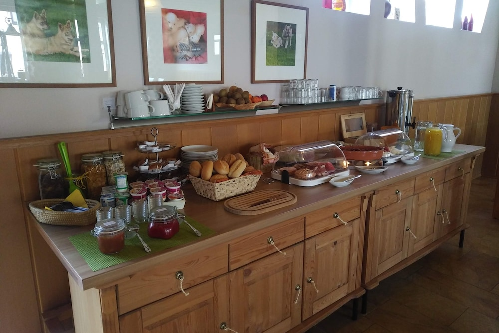 Breakfast buffet, Landhotel Possendorf