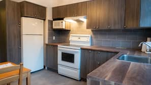Microwave, oven, dishwasher, toaster