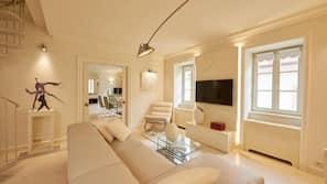 TV, pisos aquecidos