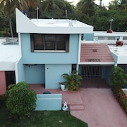 SOLIMAR.. LUQUILLO PR BLUE COZY VILLA