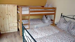 Zimmersafe, kostenlose Babybetten, kostenloses WLAN