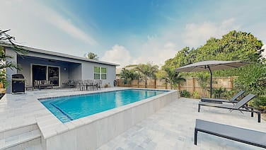 New Listing! Beautifully Renovated W/ Pool 3 Bedroom Home