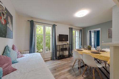 Les Berges apartment Disneyland