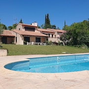 House With 5 Bedrooms in Aragon, With Wonderful Mountain View, Private Pool, Furnished Garden