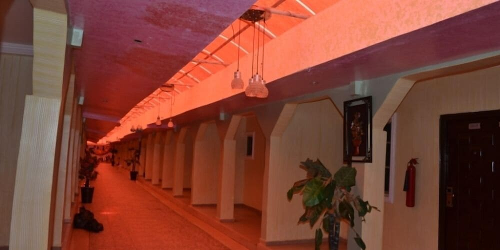 Hallway, Prosperous Royal Hotel and Resort