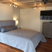 Executive 1 Bedroom Fully Furnished With Parking $99