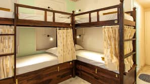Individually decorated, individually furnished, free WiFi, bed sheets