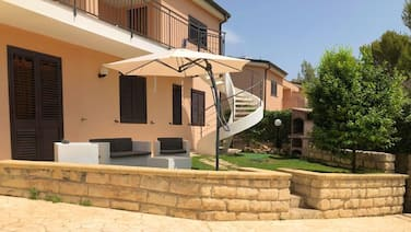 Apartment With one Bedroom in Lido di Noto, With Enclosed Garden and Wifi - 400 m From the Beach