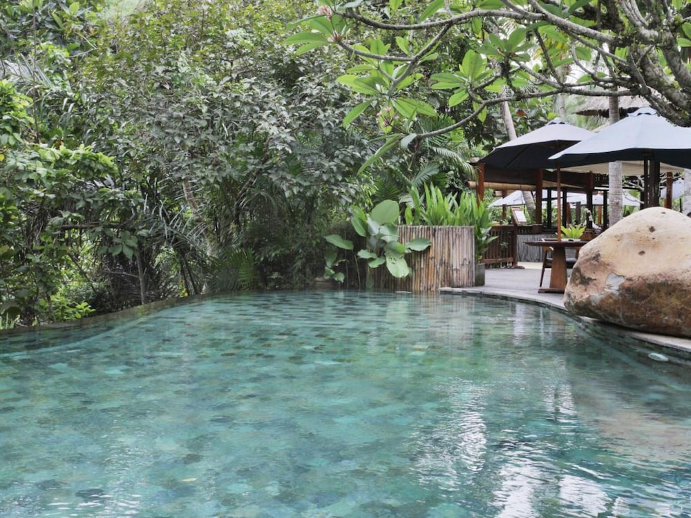 Pool, Private Suite in Ubud, Sleeps 2 Pax, Surrounded by Lush Greenery