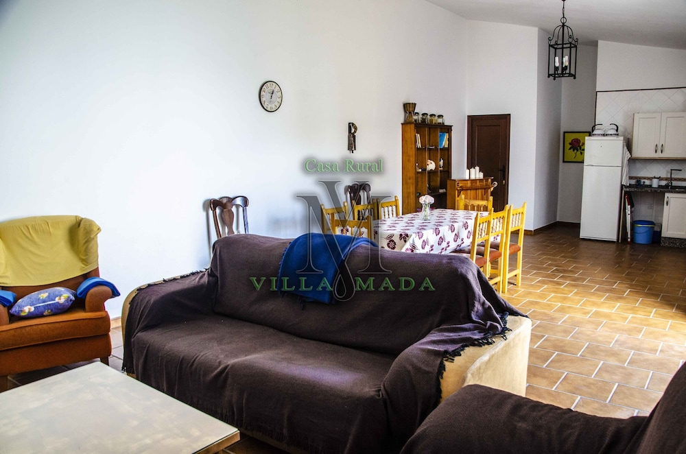 , Great Rural House Villamada IN THE Sierra Norte DE Sevilla !!!