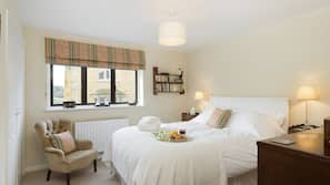 3 bedrooms, Internet, bed sheets