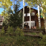 Redcliff Mountain Lodge on the West Fork Dolores River for Great Fishing