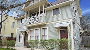 Cozy Downtown 2ba/1ba Historic House - Casa Verde