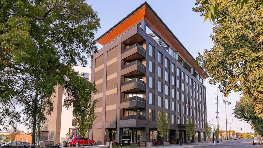 TownePlace Suites by Marriott Nashville Downtown/Capitol District