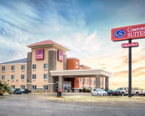 Check Expedia for Availability of Comfort Suites Pecos