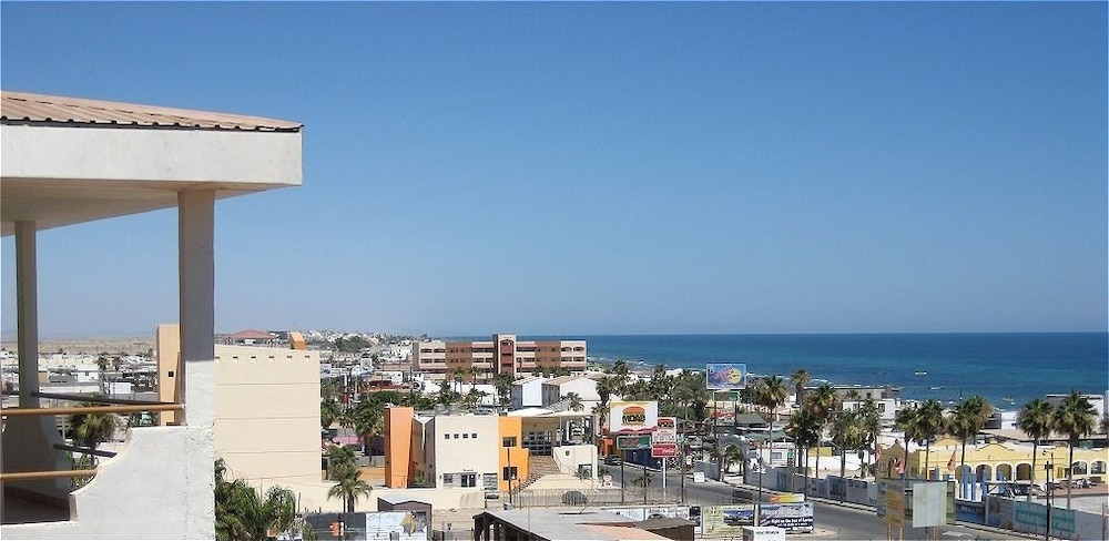 View from Property, Hotel Baja