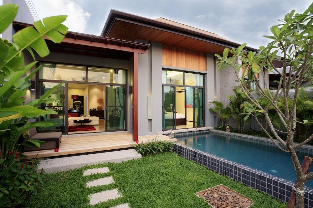 Bosch Kühlschrank Holiday Funktion : Two villas holiday phuket onyx style nai harn beach phuket