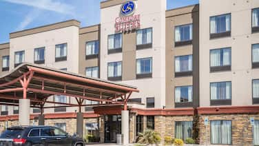 Comfort Suites New Bern near Cherry Point