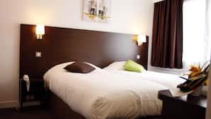 Coffres-forts dans les chambres, Wi-Fi gratuit, réveils