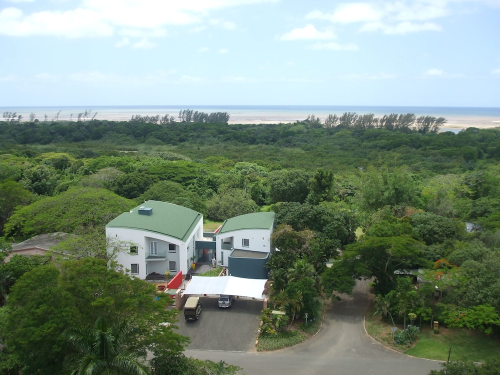 Aerial View, Serene-estate Boutique Guesthouse