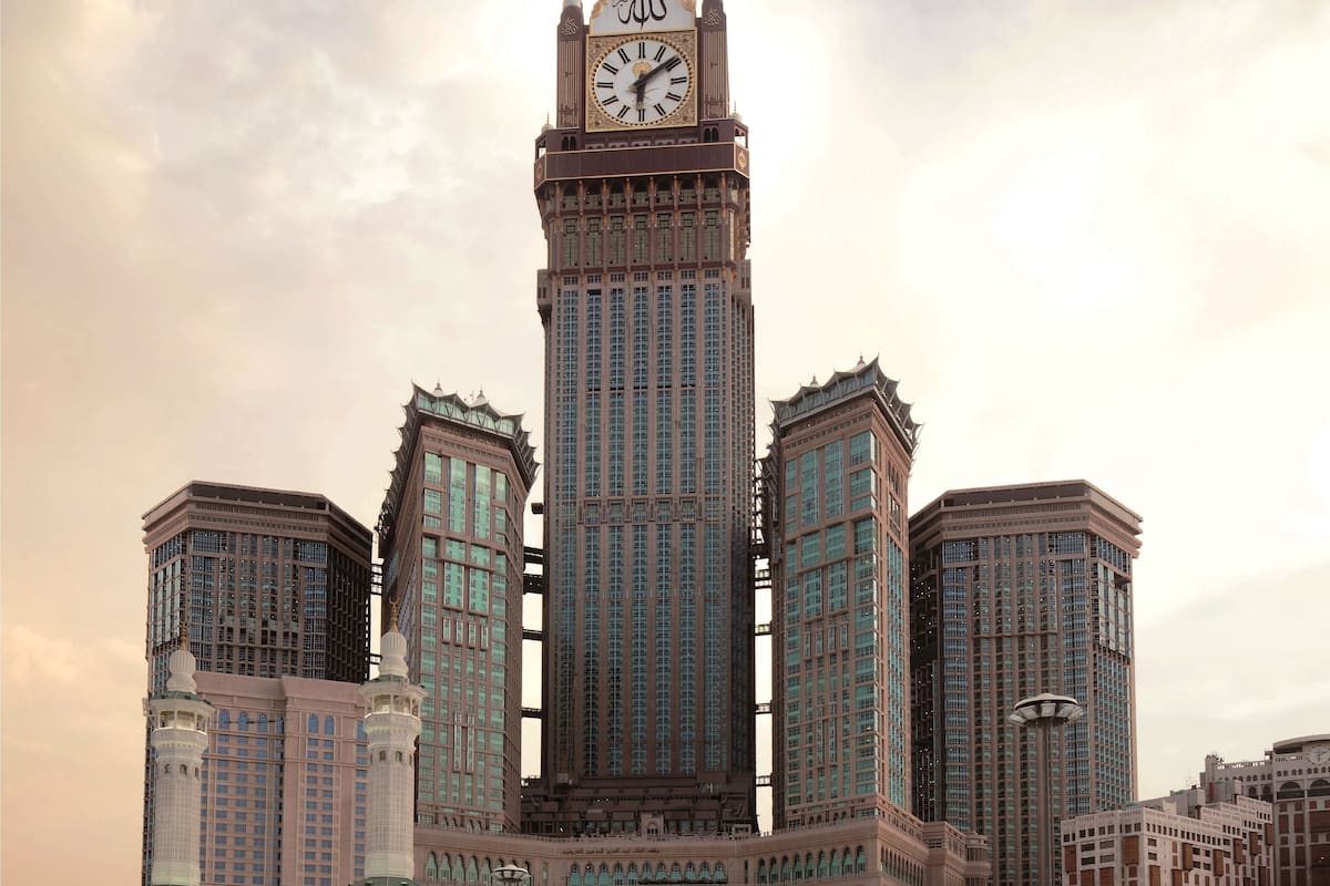 Mh Clock Royal Tower A Fairmont