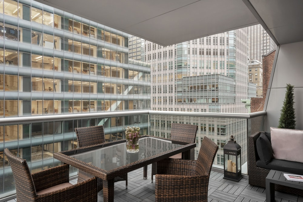 Terrace/Patio, The Gotham Hotel