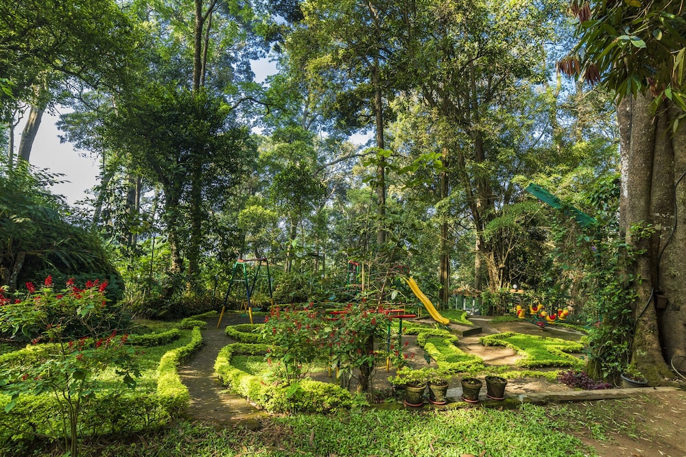 Children's Play Area - Outdoor, The Tall Trees Munnar