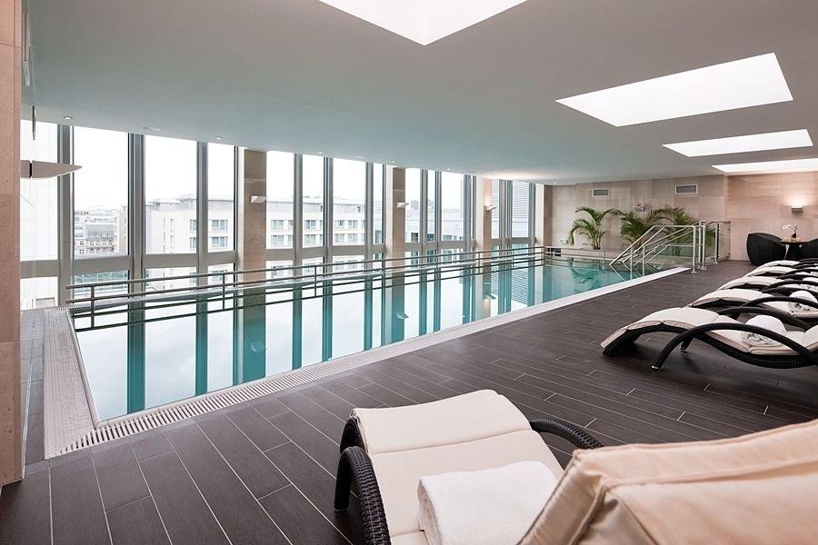 Eurostars berlin in berlin hotel rates reviews on orbitz - Indoor swimming pool berlin ...