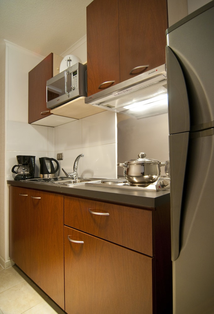 Private Kitchen, Park Plaza Apart Hotel