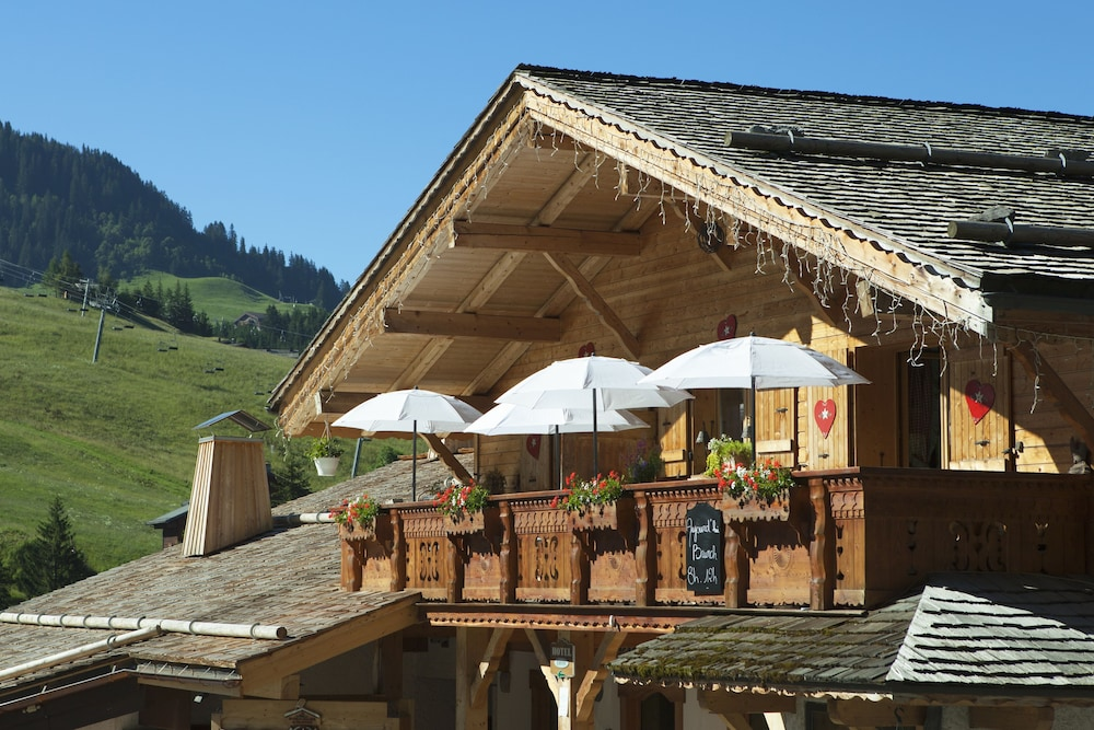 Featured Image, Chalet-Hôtel Les Cimes, The Originals Relais