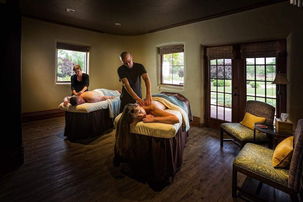 Spa Treatment, Gateway Canyons Resort, A Noble House Resort
