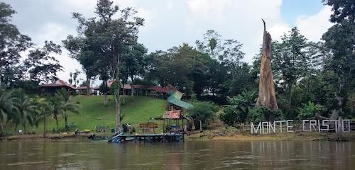 Montecristo River Eco Lodge
