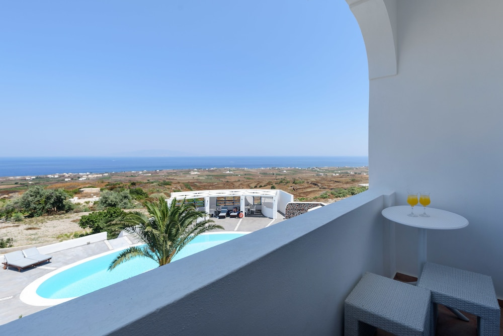 View from Property, Anemomilos Hotel & Apartments