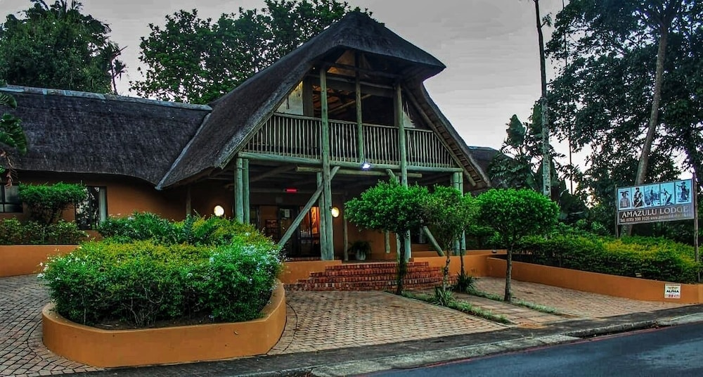 Exterior, AmaZulu Lodge