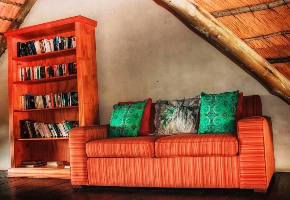 Library, AmaZulu Lodge
