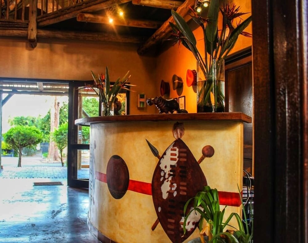 Interior Detail, AmaZulu Lodge