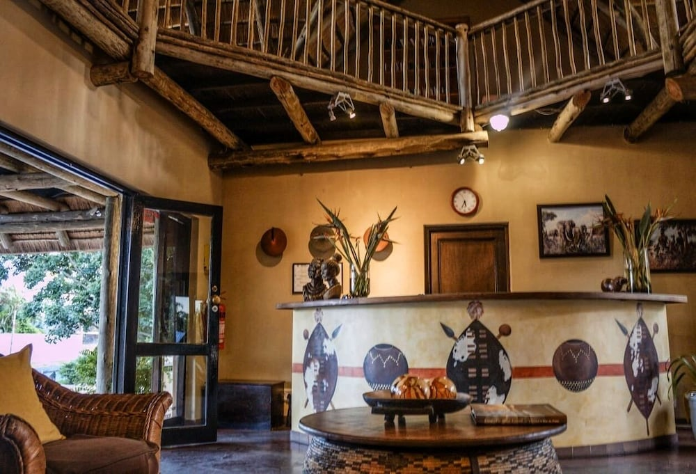 Reception, AmaZulu Lodge