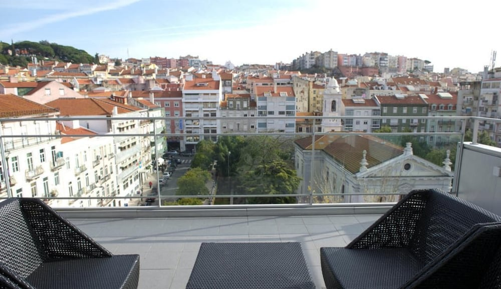 Terrace/Patio, Lisbon City Hotel