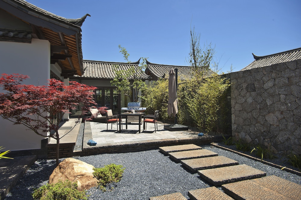 Terrace/Patio, Pullman Lijiang Resort and Spa